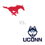 MBB: SMU Mustangs at Connecticut Huskies