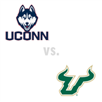 MBB: Connecticut Huskies at South Florida Bulls