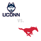 MBB: Connecticut Huskies at SMU Mustangs