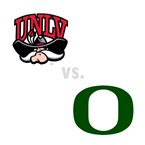 MBB: UNLV Rebels vs. Oregon Ducks