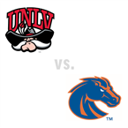 MBB: UNLV Rebels at Boise St. Broncos