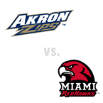 MBB: Akron Zips at Miami (OH) Redhawks