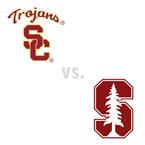 MBB: USC Trojans at Stanford Cardinal