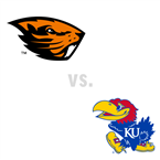 MBB: Oregon St. Beavers vs. Kansas Jayhawks