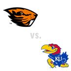 MBB: Oregon St. Beavers vs. Kansas Jayhawks