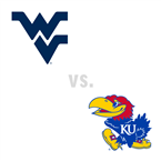MBB: West Virginia Mountaineers at Kansas Jayhawks