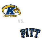MBB: Kent St. Golden Flashes at Pittsburgh Panthers