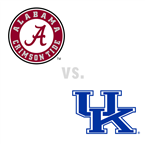 MBB: Alabama Crimson Tide at Kentucky Wildcats