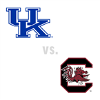 MBB: Kentucky Wildcats at South Carolina Gamecocks