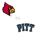MBB: Louisville Cardinals at Pittsburgh Panthers