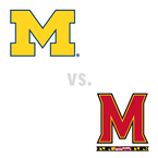 MBB: Michigan Wolverines at Maryland Terrapins