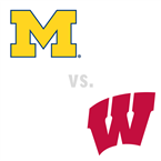 MBB: Michigan Wolverines at Wisconsin Badgers