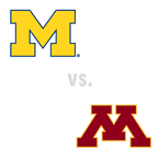 MBB: Michigan Wolverines at Minnesota Golden Gophers