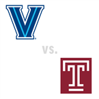 MBB: Villanova Wildcats at Temple Owls