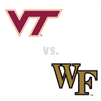MBB: Virginia Tech Hokies at Wake Forest Demon Deacons
