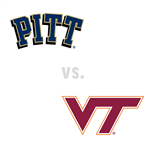 MBB: Pittsburgh Panthers at Virginia Tech Hokies