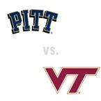 MBB: Pittsburgh Panthers at Virginia Tech Hokies