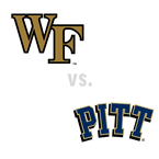 MBB: Wake Forest Demon Deacons at Pittsburgh Panthers