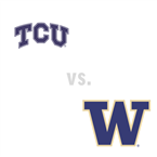 MBB: TCU Horned Frogs at Washington Huskies