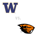 MBB: Washington Huskies at Oregon St. Beavers