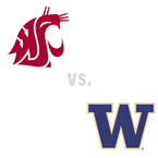 MBB: Washington St. Cougars at Washington Huskies