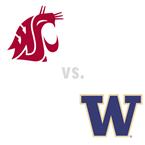 MBB: Washington St. Cougars at Washington Huskies