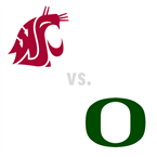 MBB: Washington St. Cougars at Oregon Ducks