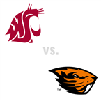 MBB: Washington St. Cougars at Oregon St. Beavers