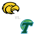 MBB: Southern Miss Golden Eagles at Tulane Green Wave
