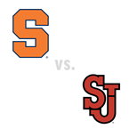 MBB: Syracuse Orange at St. John's (NY) Red Storm