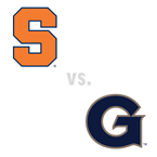 MBB: Syracuse Orange at Georgetown Hoyas