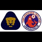 Liguilla 2015: UNAM Vs. Veracruz