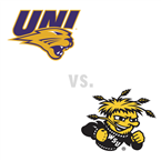 MBB: Northern Iowa Panthers at Wichita St. Shockers