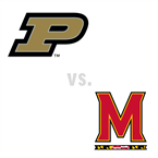MBB: Purdue Boilermakers at Maryland Terrapins