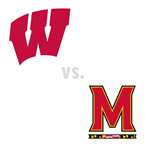 MBB: Wisconsin Badgers at Maryland Terrapins