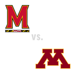 MBB: Maryland Terrapins at Minnesota Golden Gophers