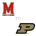 MBB: Maryland Terrapins at Purdue Boilermakers