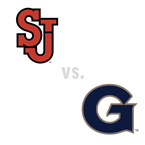 MBB: St. John's (NY) Red Storm at Georgetown Hoyas