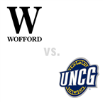 MBB: Wofford Terriers at UNC Greensboro Spartans