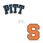 MBB: Pittsburgh Panthers at Syracuse Orange