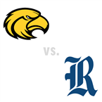 MBB: Southern Miss Golden Eagles at Rice Owls