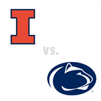 MBB: Illinois Fighting Illini at Penn St. Nittany Lions