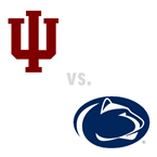 MBB: Indiana Hoosiers at Penn St. Nittany Lions
