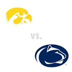 MBB: Iowa Hawkeyes at Penn St. Nittany Lions