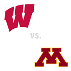 MBB: Wisconsin Badgers at Minnesota Golden Gophers