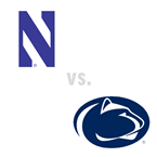 MBB: Northwestern Wildcats at Penn St. Nittany Lions