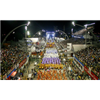 06/02/16 Desfile das Escolas de Samba de São Paulo (AO VIVO)
