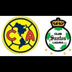 Clausura 2016: América Vs. Santos