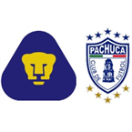 Clausura 2016: UNAM Vs. Pachuca