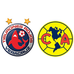 Clausura 2016: Veracruz Vs. América